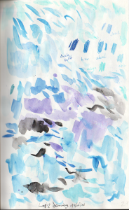 Palette dessin Lapis